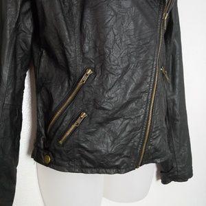 BB Dakota Jackets & Coats - BB DAKOTA 100% Leather Jacket